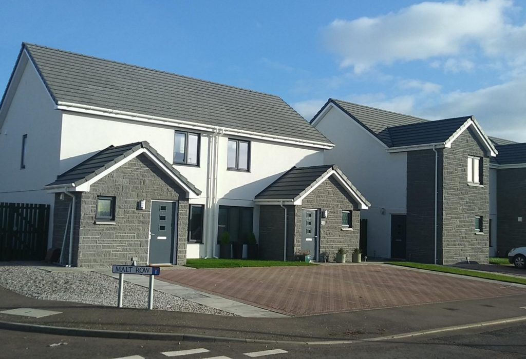 Allia C&C issue £13 million Scottish charitable bond to Angus Housing Association