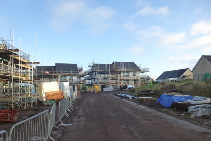 Berwickshire Housing Association secures £5 million funding to build new homes