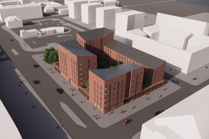 Allia C&C arranges £3.5m loan to New Gorbals Housing Association