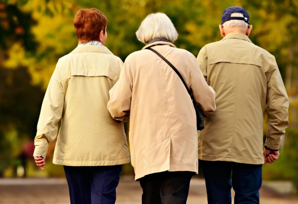 'Care Thoughts': Funding Accommodation for Older People